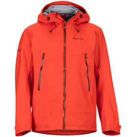 Marmot Red Star Giacca Uomo, mars orange